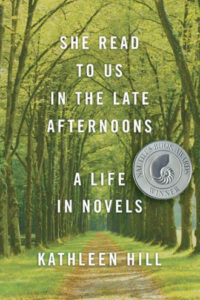 Nautilus Silver Award: She Read to Us in the Late Afternoons